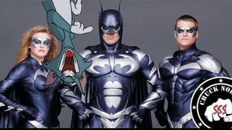 Обзор Бэтмен и Робин Перезалив с канала Chuck review
