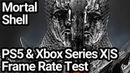Mortal Shell PS5 and Xbox Series XS Frame Rate Test