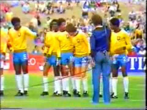 1981 FIFA World Cup Youth Brazil v Qatar
