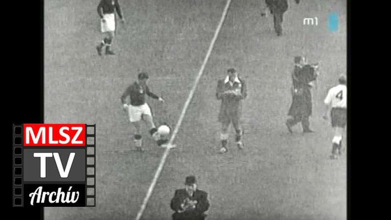 Anglia Magyarország 3 6 1953 11 25 MLSZ TV Archív