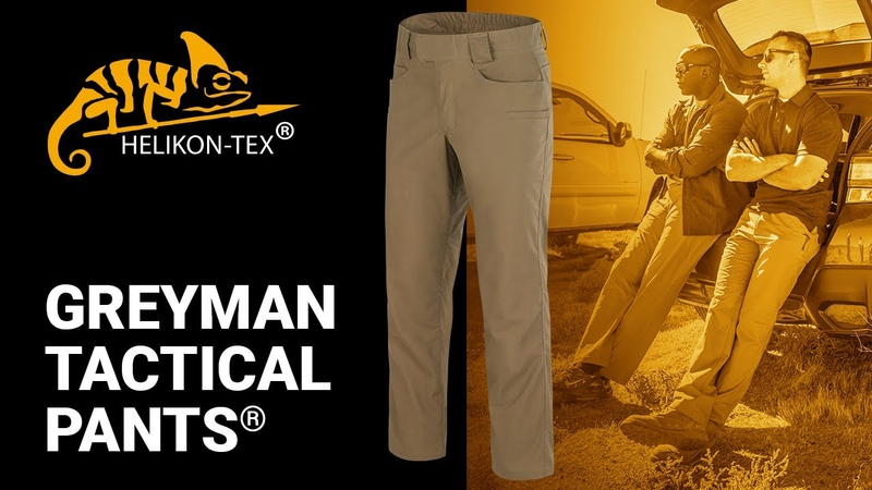 Helikon Tex Greyman Tactical Pants