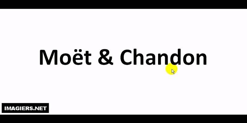 Как произносится Moët Chandon