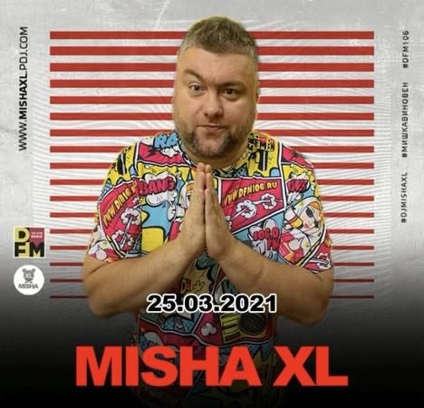 MISHA XL - MISHKA VINOVEN 133 - DFM LIVE MIX 133