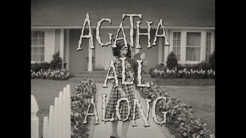 Агата все сделала сама Agatha All Along Ванда Вижн 1 сезон 7 серия AlexFilm