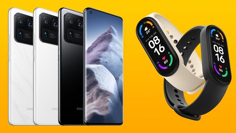 Презентация Xiaomi за 7 минут Mi11 Ultra 11 Pro 11Lite Mi Band 6 Итоги презентации 29 03 2021 🔥