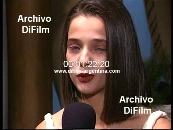 Marikena Riera adelanto de la telenovela Zingara 1996