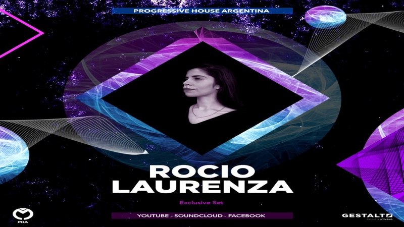 Rocio Laurenza Progressive House Argentina ARG