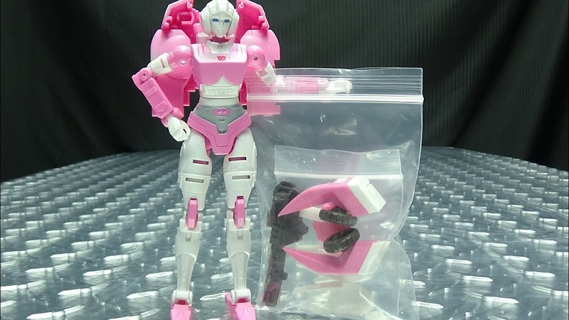 Go Better Studio Upgrade for Earthrise Arcee EmGos Transformers Reviews N Stuff