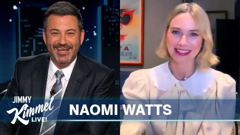Naomi Watts on Being Roasted by Friends Homeschool with Kids New Movie