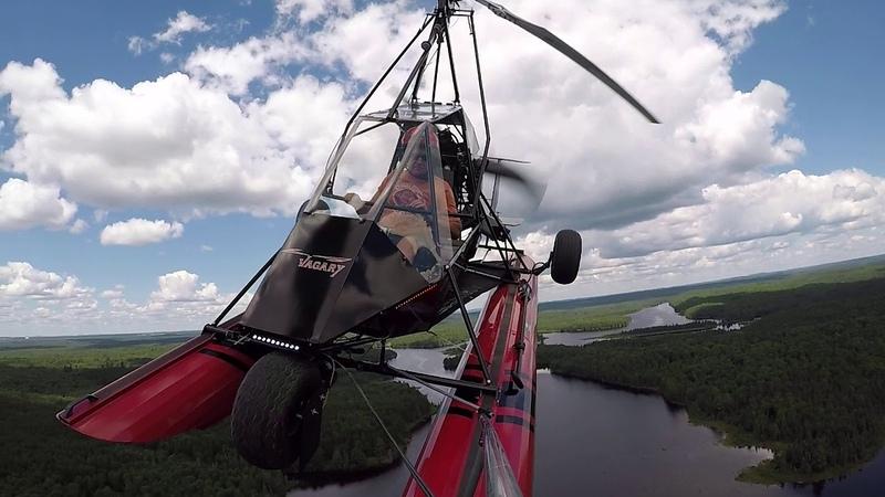 Gyroplane Krucker Gyrotrike 2 2019