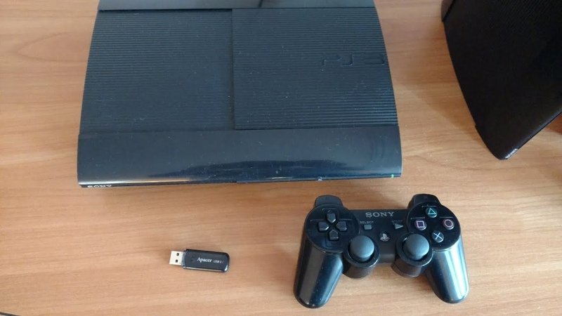 Прошивка PS3 Super Slim 4.86 , своими руками.