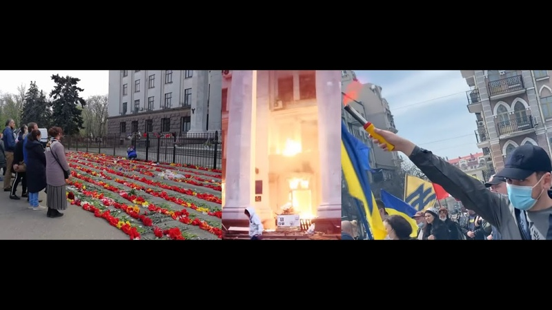 Кто загадил Украину и Одессу