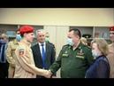 Военная подготовка и патриотическое воспитание в школе № 157