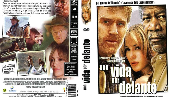 Una vida por delante (An Unfinished Life) 2005 1080p Castellano