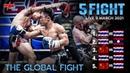 Турнир The Global Fight, 09.03.21, все бои