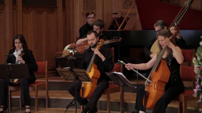 Charpentier Suite for Viols 1 Catacoustic Consort