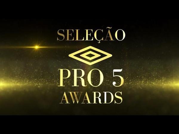 LNF Seleção Pro 5 Awards Outubro