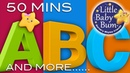 ABC Song Little Baby Bum Abc Song and More Nursery Rhymes for Babies ABCs and 123s