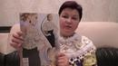 1ый АНОНС/Разбираем схему Розы Татьяны Iskra в журнале Дуплет №119 ирландское кружево