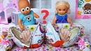 А ГДЕ ИГРУШКИ КАТЯ И МАКС ОТКРЫЛИ пустые Киндеры! мультики с куклами Барби новые серии
