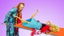 Игры в куклы Барби. Почему Баба Маня и Кукла Барби едут в Больницу! Видео с игрушками для девочек