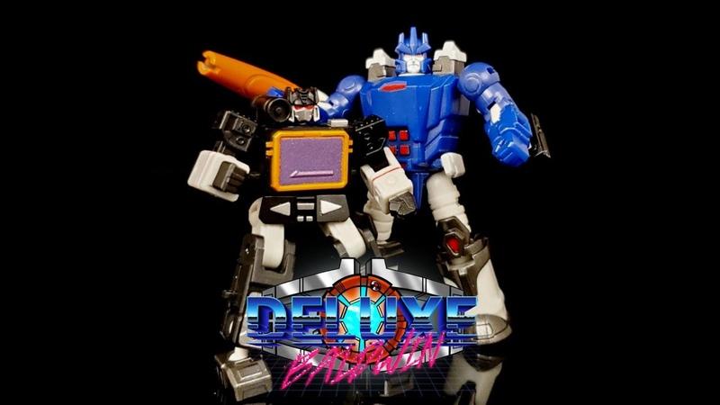 Transformers Dr. Wu Destroy Emperor Monitor Officer Review (Soundblaster Galvatron)
