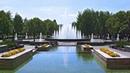 Цветомузыкальный фонтан г. Кривой Рог