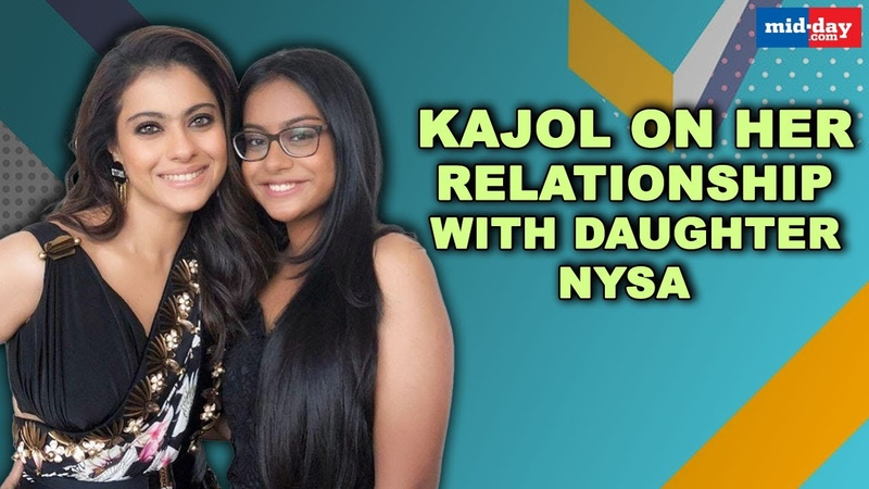 Kajol on her relationship with her daughter Nysa Devgn TRIBHANGA EXCLUSIVE