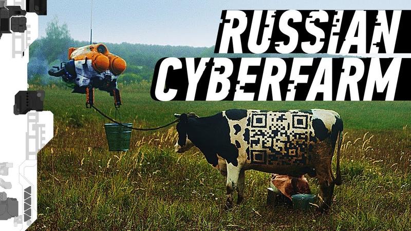 RUSSIAN CYBERPUNK FARM РУССКАЯ КИБЕРДЕРЕВНЯ