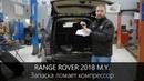 Рендж Ровер с 2018 г. Запасное колесо ломает компрессор пневмоподвески LR-West