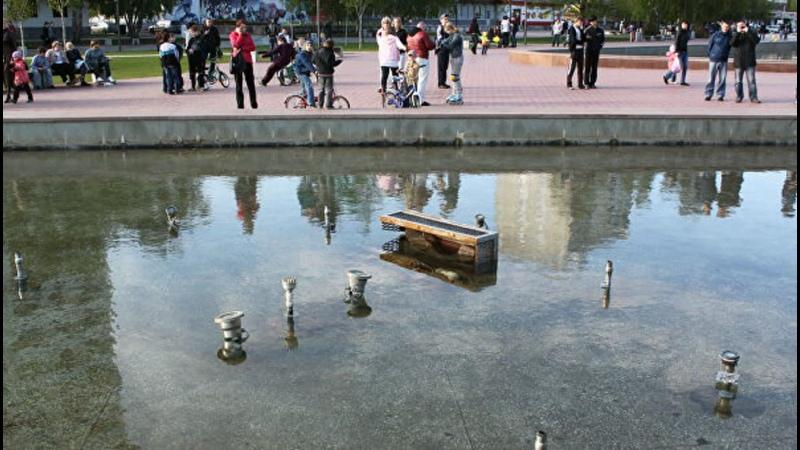 Подросток погиб от удара током в фонтане