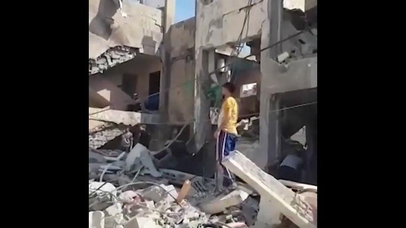 Россиян эвакуировали из сектора Газа