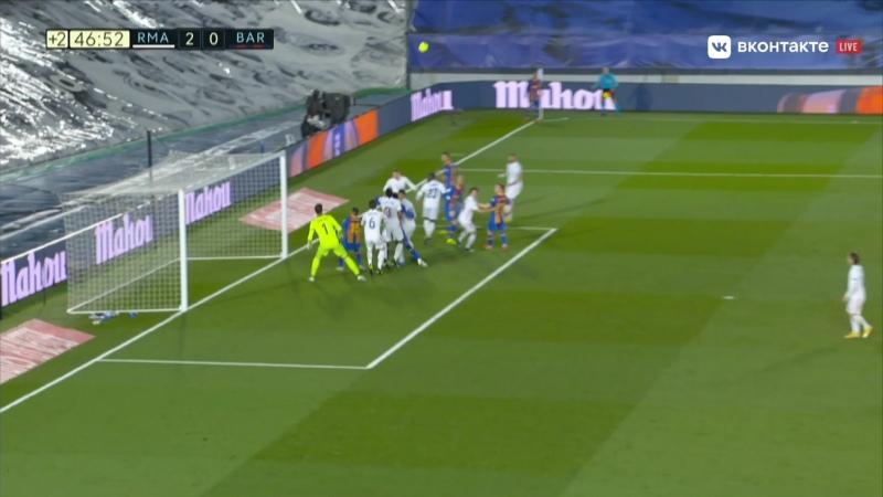 «Реал Мадрид» – «Барселона». Сухой лист Лионеля Месси