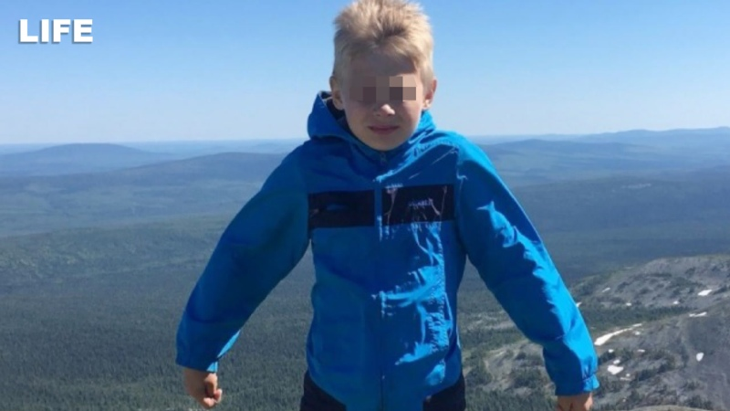 Нашли живым пропавшего в уральской тайге мальчика