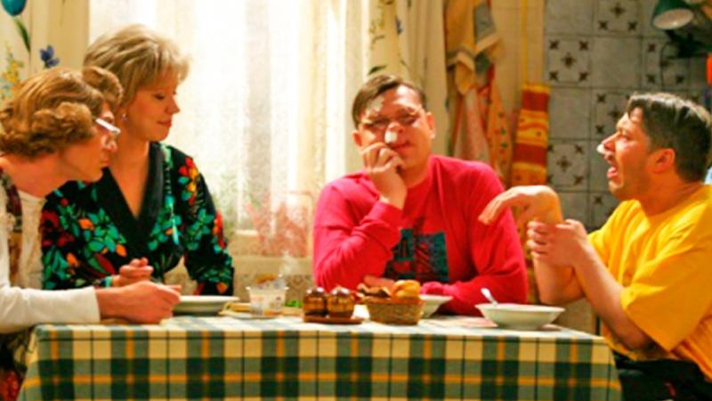 33 КВАДРАТНЫХ МЕТРА 1997 2005 5 СЕЗОН 16 30 СЕРИИ