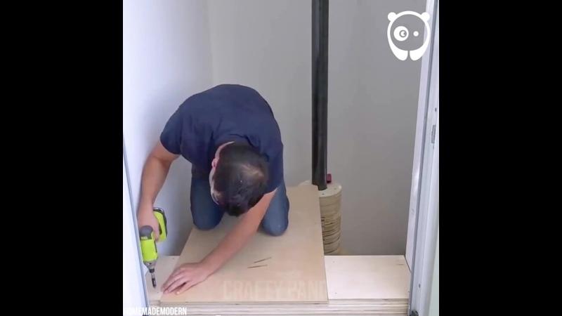 Как сделать винтовую лестницу из фанеры rfr cltkfnm dbynjde ktcnybwe bp afyths