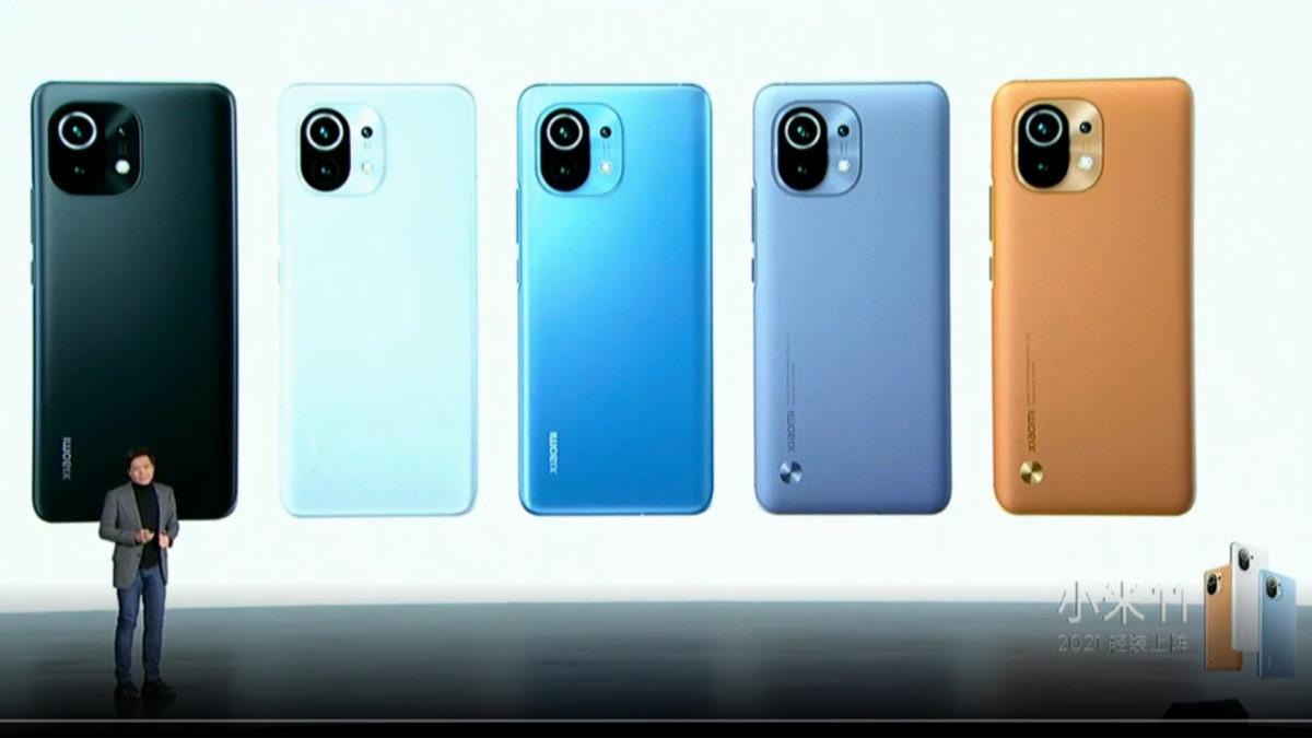 В Китае начались продажи нового Xiaomi Mi 11 - это первый в мире флагман на Snapdragon 888