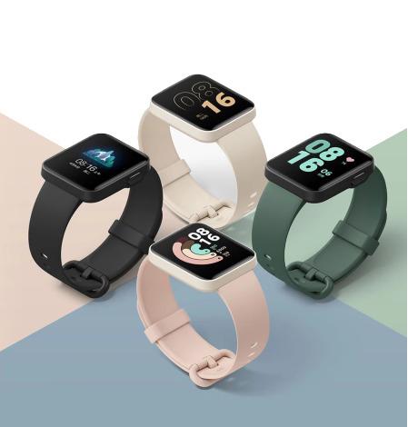С 1 декабря стартовала продажа новых Redmi Watch которые позиционируются как доступные смарт-часы с водозащитой NFC и мо