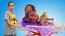 Hairdorables МАЛЫШКИ СЕСТРИЧКИ - Новые игровые наборы для девочек играй игры в куклы вместе с нами!