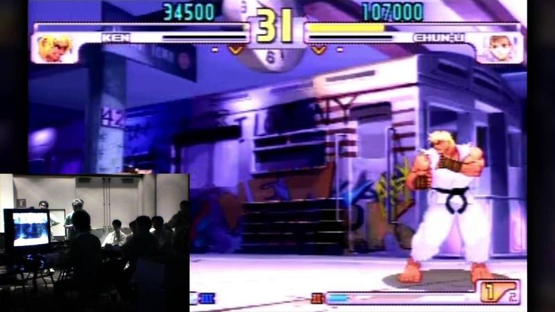 Official Evo Moment 37 Daigo vs Justin Evo 2004 in HD