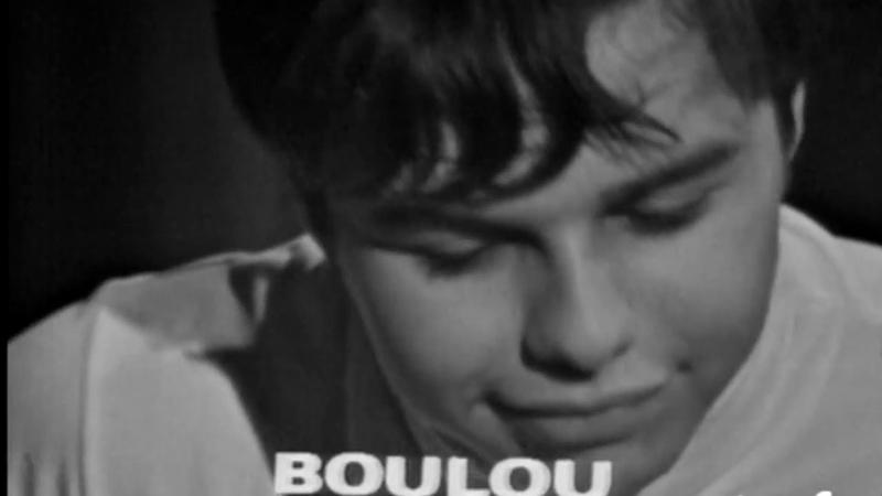Boulou Ferré aged 18 Non ne joue pas French TV 'Pulsations' 1969