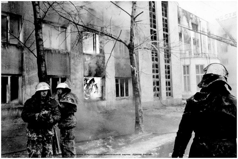 """Пожар в гостинице """"Сибирь"""". Фотоподборка (до и после), изображение №8"""