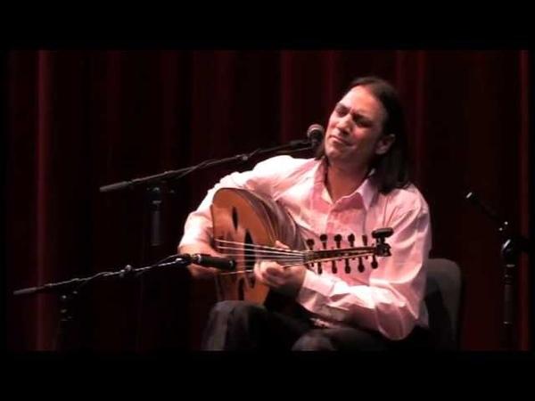 Mediterranean Sundance Omar Bashir. Live Concert in Budapest 2013. Music By Paco De lucia