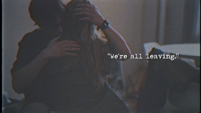I lose people and then I lose myself sad multifandom