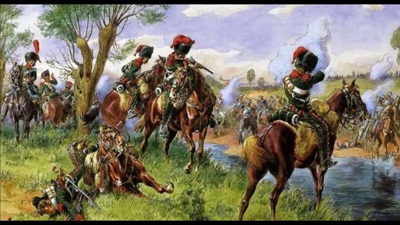 Конные шассёры (егеря) Наполеона