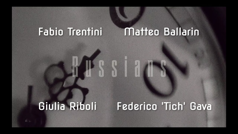 Russians cover version by Fabio Trentini Federico Tich Gava Matteo Ballarin Giulia Riboli