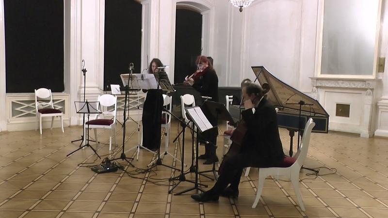 Heinrich Ignaz Franz von Biber (1644 — 1704). Harmonia artificiosa-ariosa Partita No. 5.