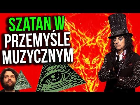Szatan Kontroluje Przemysł Muzyczny Demoniczne Symbole i Przesłania w Muzyce Plociuch Ator Biznes