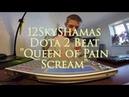AKAI MPC Beatmaking / Dota 2 Beat / Queen of Pain Scream