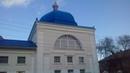 Астрахань. Белая мечеть.